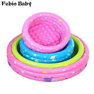 Kids Pool Bathtub Piscina Swimming-Pool Baby Children Outdoor Portable Basin