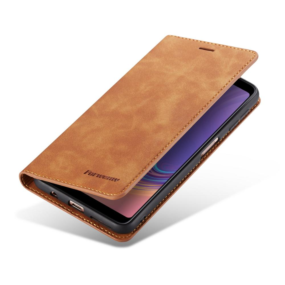 luxury Magnetic Leather Case For Samsung Galaxy A6 A7 A8 2018 J4 J6 Plus 2018 Phone Case Card slot Flip Stand wallet Cover Coqueluxury Magnetic Leather Case For Samsung Galaxy A6 A7 A8 2018 J4 J6 Plus 2018 Phone Case Card slot Flip Stand wallet Cover Coque