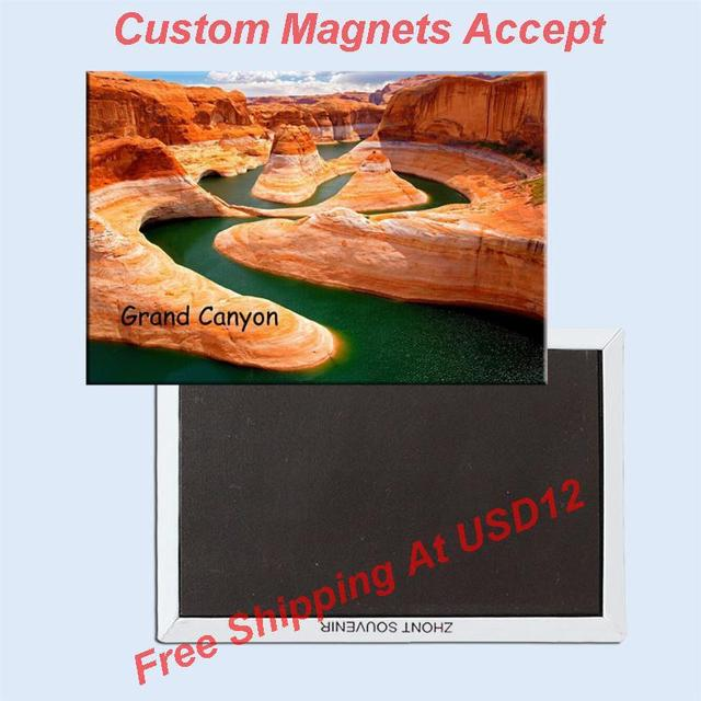 Us 2 98 Aliexpress Com Buy Usa Travel Magnets Gifts Home Decor Stickers Colorada Grand Canyon Magnet 5719 Memorabilia Wholesale From Reliable