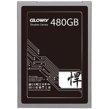 Gloway высокое качество 5 лет гарантии SSD 480 ГБ 1 ТБ твердотельный накопитель SATA III SATA3 240 ГБ SSD твердотельный накопитель HD с Заводской ценой 720 ГБ 2 т