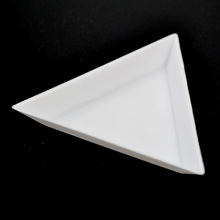 Треугольная пластина для маникюра, стразы, посуда для мобильного телефона, паста, сверлильный материал, упаковка GJ2001