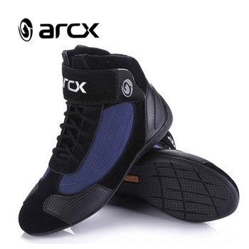 ARCX-Botas transpirables para motociclismo, protección para motocicleta, motorista, Touring, botas para hombre y mujer, L60053