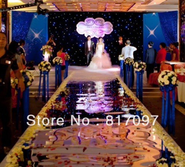 Wholesale Venta LED Cloth LED Curtain Wedding Background 4X6 Square Meter LED Stage Curtain Cloth LED