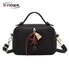 KYIDER New Small Women Bag Fashion Designer Handbag Ladies Messenger Shoulder High Quality Crossbody Bags for