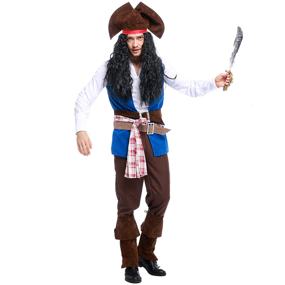 Adult Lady Matey Buccaneer Pirate Costume