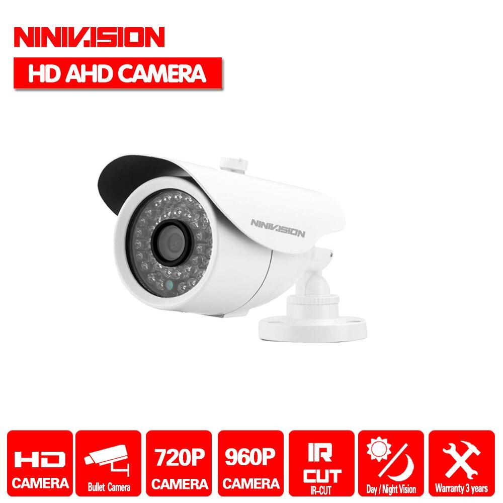 Hot,HD Analog 960P AHD Camera CCTV 720P 960p Waterproof Cameras Of Security 36LED 3.6mm Lens,IR-CUT, 3DNR, Sense-up, Bracket