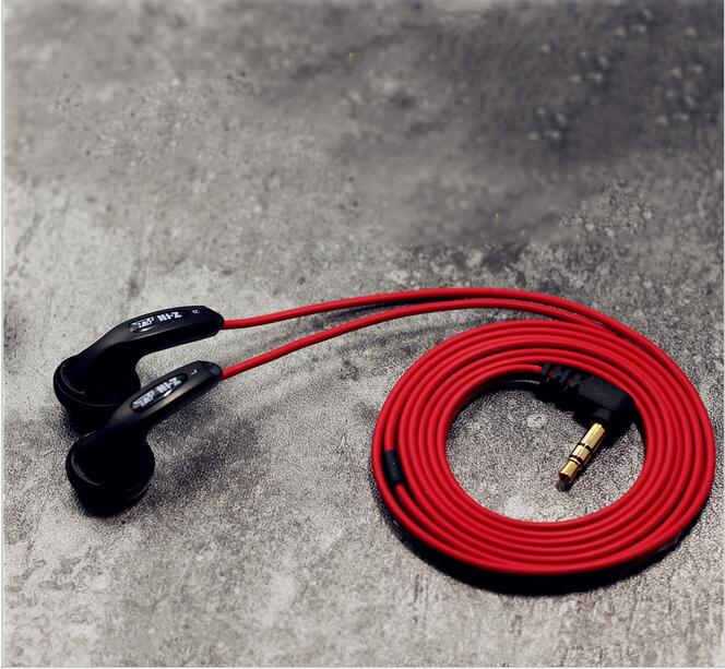 TY Hi-z 32S (32ohm) HP32S Updated HP32 L-shaped Plug Flat Head HiFi Music DJ Stereo 3.5mm 2.5mm Balance In-Ear Earbuds Earphones ty hi z hp150 ohm high fidelity earbuds earphone