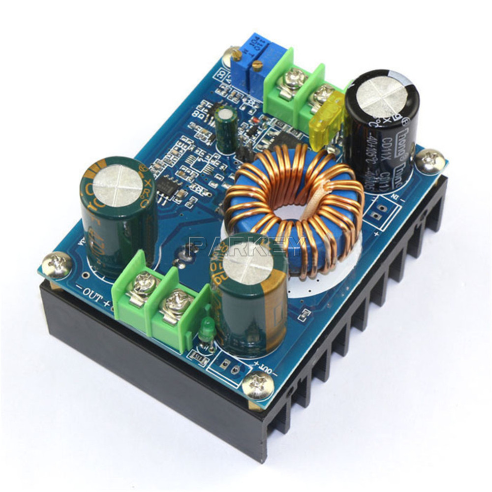 Dc Boost Module 600w Constant Voltage Current Car Regulator Booster Solar Charger 8 16v To 12 80v Power Converter In Inverters Converters From Home