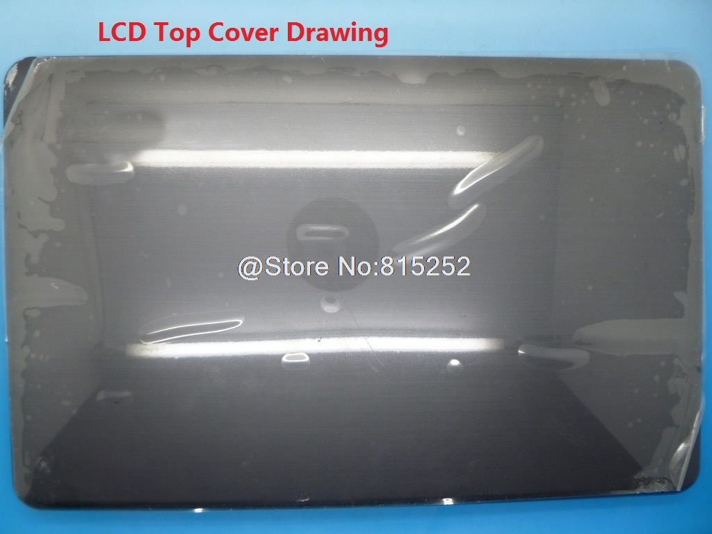 Laptop LCD Bezel for Lenovo Ideapad G550 AP07W000500 Piano Paint New