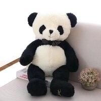 1pc 80cm Lovely Panda Plush Toys Stuffed Soft Cartoon Animal Doll Cute Bear Gift for Children Kids Baby Girls Valentine's Gift