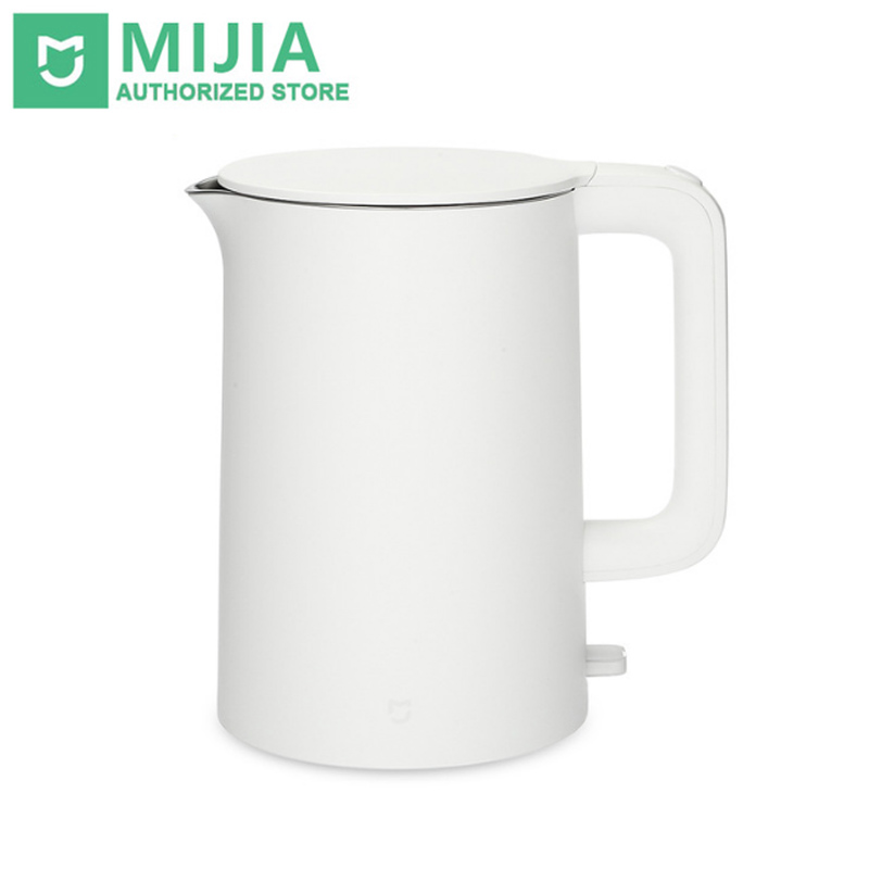 все цены на Original Xiaomi Kettle Fast Boiling Smart Constant Temperature Control 1.5 L Household Stainless Steel Smart Kettle онлайн