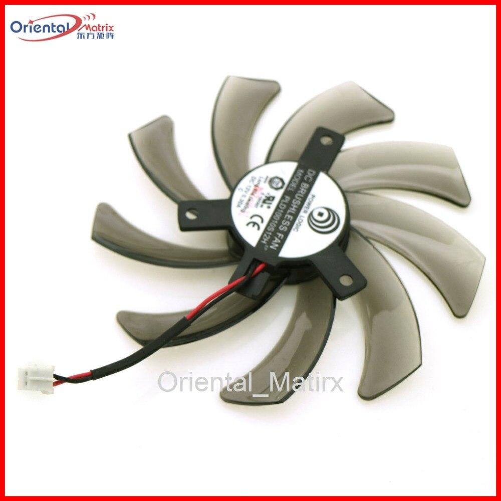 PLD10010S12H 12 V A 95mm VGA Fan 2Pin Pour Gigabyte Carte Graphique Ventilateur De Refroidissement