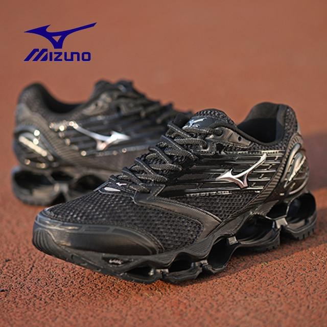 Оригинальный Mizuno Wave Prophecy 5 профессиональный дышащий амортизацию Спорт Баскетбол обувь 7 видов цветов свет Вес мужские кроссовки 9908