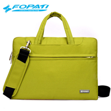 Fashion Multu-use design Universal unisex Laptop Ultrabook Notebook Shoulder Bag Case 11 15.6 inch for Macbook HP  dropshipping