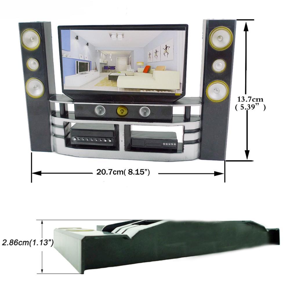 1P008A+1P020A-布艺小花长沙发+家庭影院  (2)