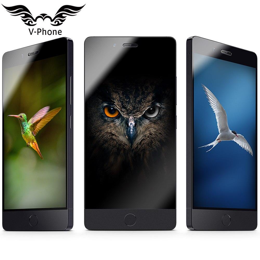 D'origine Smartisan U2 Pro Écrou Pro 4g LTE Mobile Téléphone Snapdragon 625/626 5.5 ''FHD 1920x1080 Charge Rapide d'empreintes digitales Smartphone