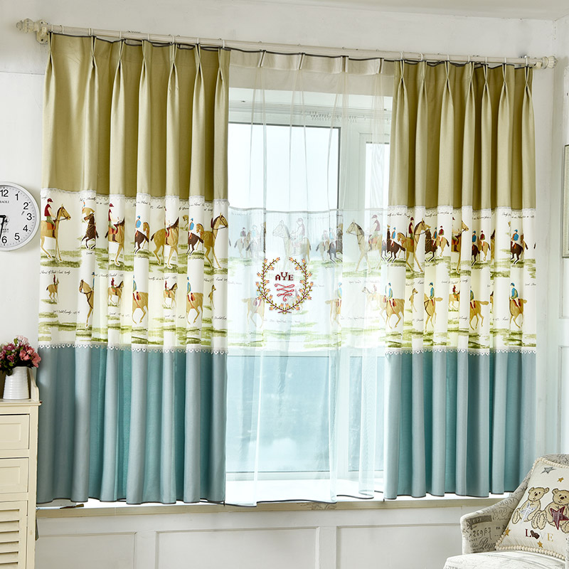 Short Curtains For Living Room - Home Design Ideas