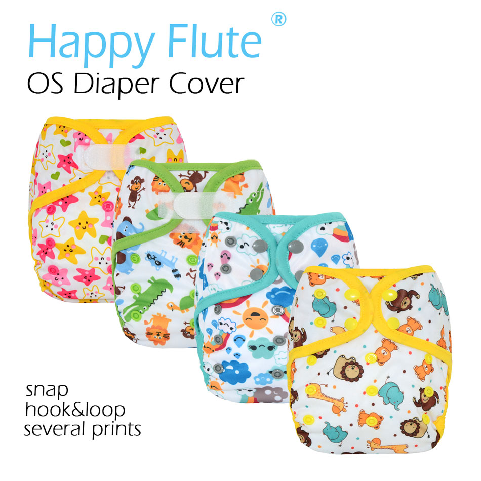Happy Flute OS cloth diaper...