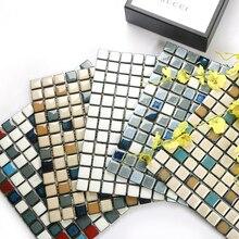 Kepinfy керамическая мозаичная плитка для украшения стен и пола ванной комнаты
