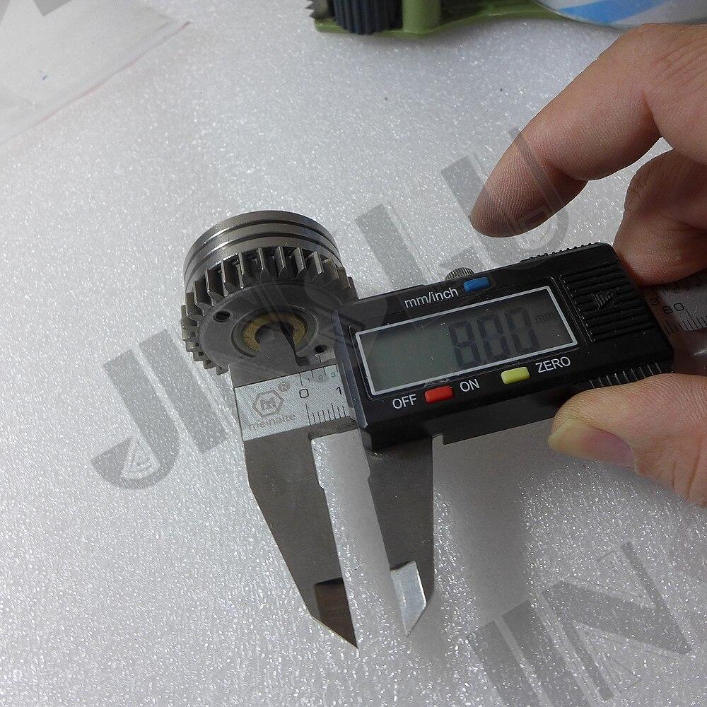 Nur 1 PCS Roller basis für 76ZY-04 Mig Draht Feeder Motor Fütterung Maschine MIG MAG Schweißen Maschine