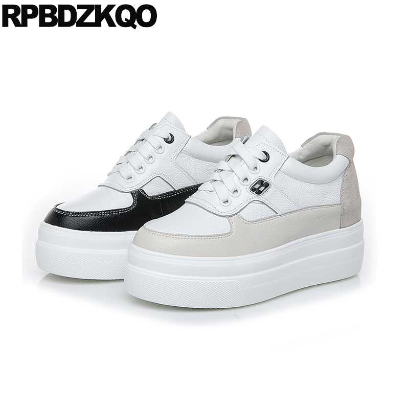 trainers elevator large size creepers spring autumn 10 muffin platform white women thick sole sneakers wide fit shoes ladiestrainers elevator large size creepers spring autumn 10 muffin platform white women thick sole sneakers wide fit shoes ladies