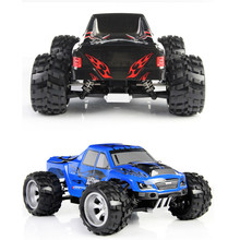 High Quality Wltoys A979 1:18 2.4G 4WD RC Truck 50KMH High Speed Racing Truck Gift For Children Toys Wholesale  Free Shipping