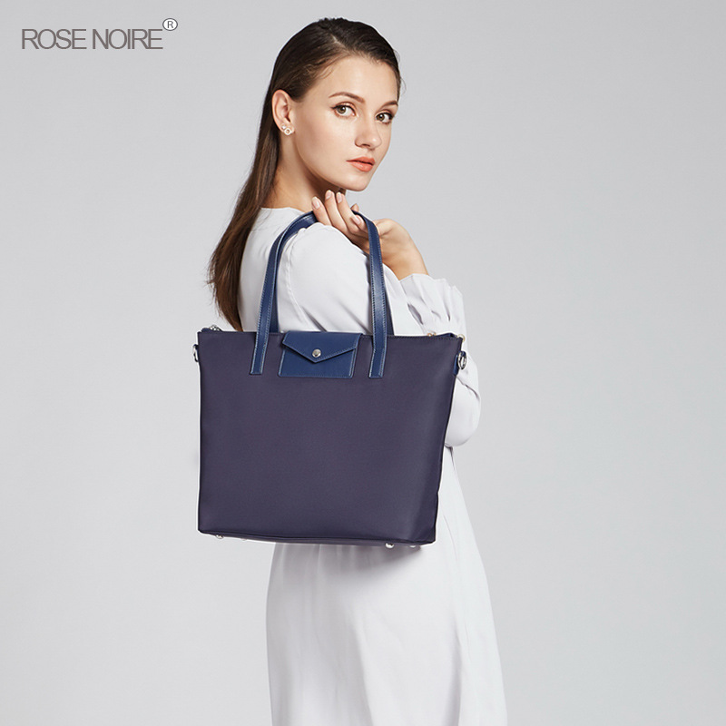 2018 Fashion Brand Women Bags Shoulder Bags Designer Handbags Casual Nylon Waterproof Tote Bags Large Capacity Shoulder Bag fashion women handbag large capacity shoulder bag nylon casual tote famous brand purple mummy diaper bags waterproof bolsas