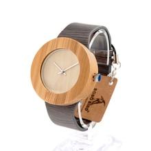 BOBO BIRD H10 Wooden Watches Women Designer Luxury Bamboo Wooden Watch with Silver Needles Japanses Movement Quartz Watches