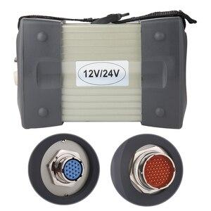 Image 2 - Goede Kwaliteit Mb Star C3 Multiplexer Volledige Kabels Voor Auto S En Vrachtwagens Diagnose Interface Met Software Hdd