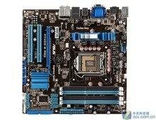 Оригинал материнская плата для P7H55-M Pro DDR3 LGA1156 плат USB2.0 HDMI VGA DVI 16 ГБ H55 Рабочего материнская плата Бесплатная доставка