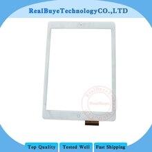 A + 9.7 pulgadas RS10F490_V1.2 YTG-G97026-F1 YTG-G97026-F1 V1.2/V1.3 Tablet PC de pantalla Táctil digitalizador del Sensor de Cristal de reemplazo