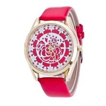 Top Luxury Brand Diamond Orologio Donna Fashion Rhinestone Watch Women Casual Leather Clock Female Quartz Ladies Wrist Watches