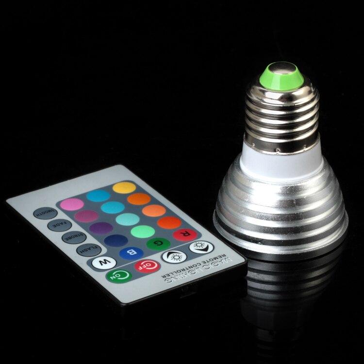 Levou Holofotes led spot luzes rgb magia Características : Colorful