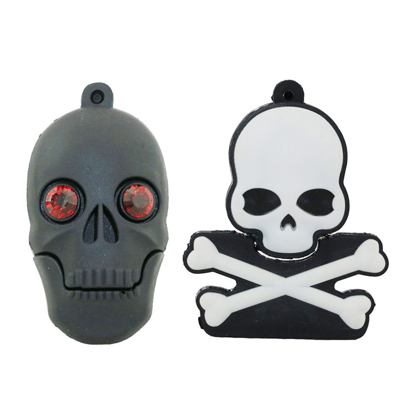 Free Shipping Skeleton font b USB b font font b Flash b font font b Drive