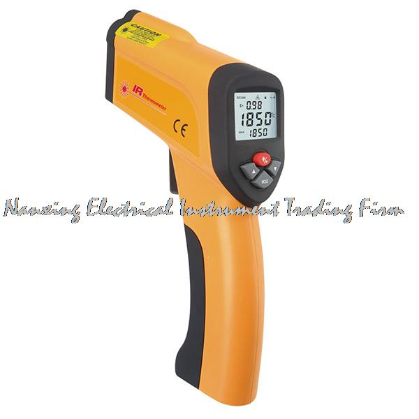 Fast arrival XINTEST HT-6889 Non-Contact Temperature -50 to +1600 Centigrade Backlight LCD instruments Infrared Thermometer ht 6885 non contact high temperature infrared thermometer backlight lcd display