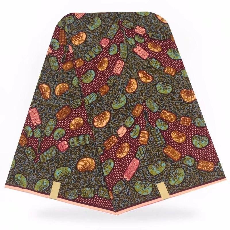 Acheter Populaire véritable ankara hollande néerlandais cire tissu imprimé tendance motif costume design africain hollandais cire tissus! Y 2471 de Tissu fiable fournisseurs