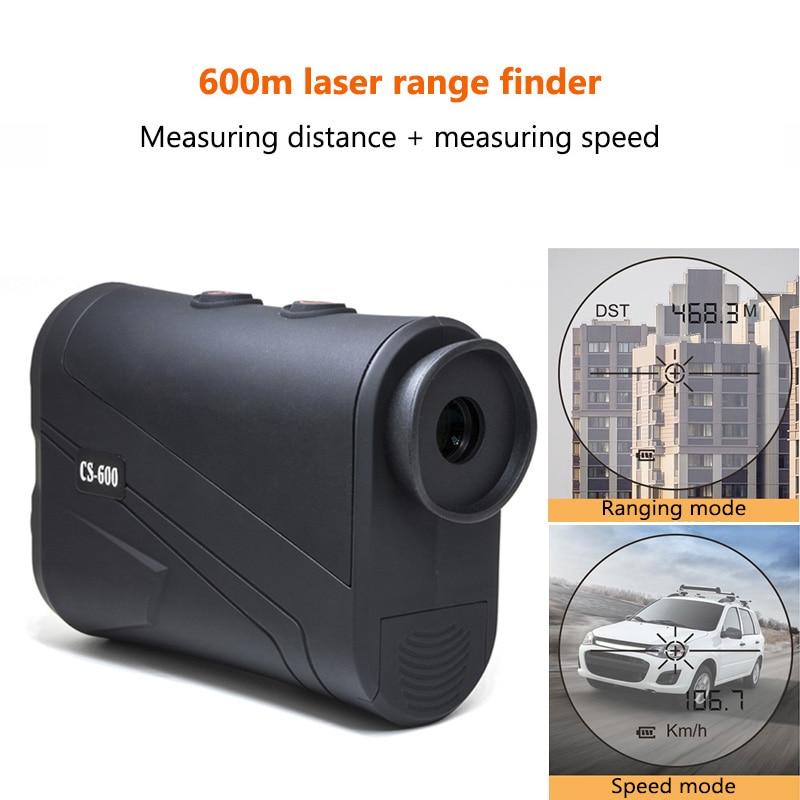 Medidor de distancia láser medidor de altura medidor de distancia láser 600m - 2