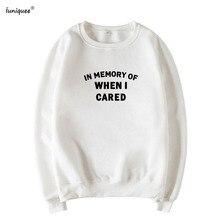 New Autumn Hoodies Sweatshirt Women In M