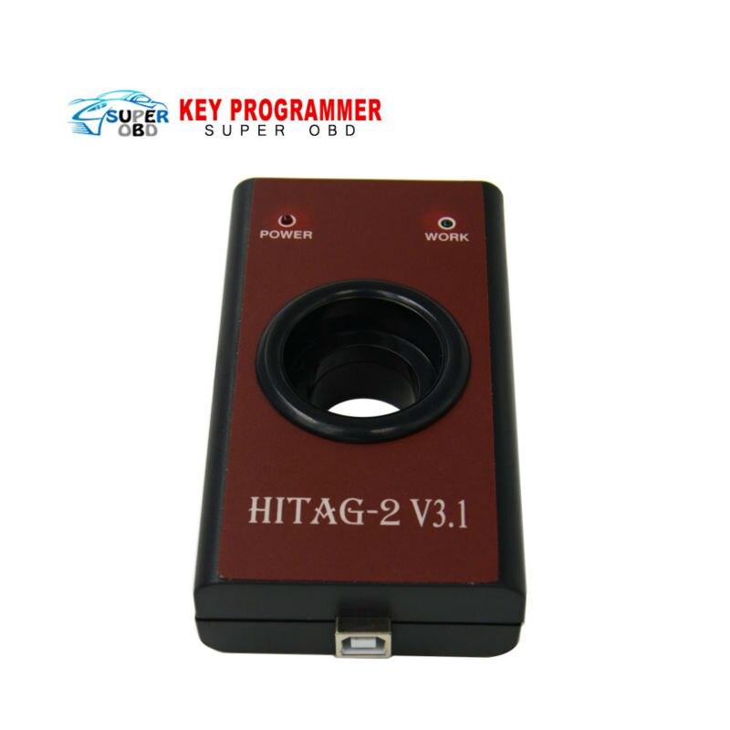 ФОТО free shipping HITAG2 V3.1 key programmer HiTag2 programmer hitag 2 HITAG-2 V3.1 Key Programmer