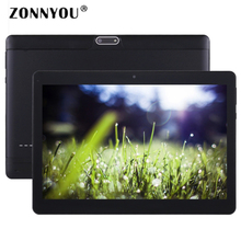 10.1 inch Tablet PC 8 core Android 7.0 3G Call Phone 4GB ROM 32GB 1920×1080 IPS Tablets Smartphone Computer PC