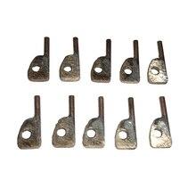Pen-Tips Spot-Welder Welding-Fixed HB-71A 10pcs Replacement Copper-Needles Repair-Pin