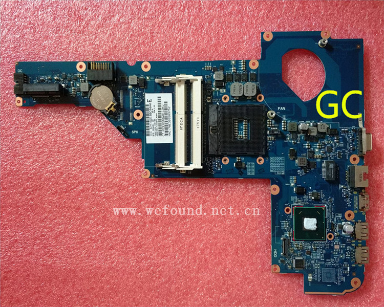 laptop Motherboard For DV4-4000 650485-001 650485-501 system mainboard Fully Testedlaptop Motherboard For DV4-4000 650485-001 650485-501 system mainboard Fully Tested