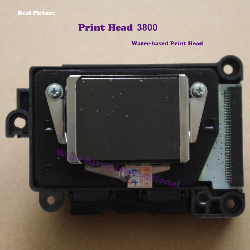 Original New Print head  F177000 Printhead For Epson PRO 3850 3800 printer лодочный мотор sea pro f 9 9s new