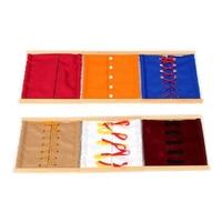 Montessori Material Kids Dressing Frame 1Pc Basic Life Skills Practical Educational Preschool Training Learn To Dress