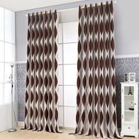 4 Colors 1.35*2.5m Window Curtains Modern Sheer Curtains For Balcony Living Room Bed RoomT2
