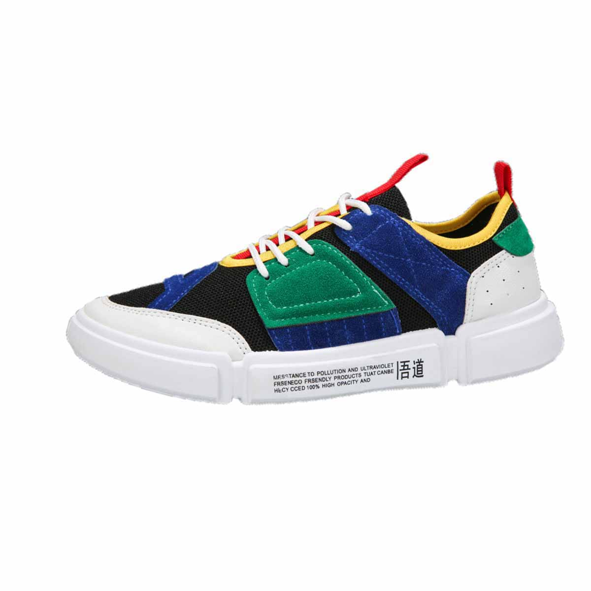 Men s Low Top Vulcanize Shoes Goku Flat Colorful Punk Sneakers Male High  Quality Graffiti Street Rubber Sneakers Runway Shoes 121393980