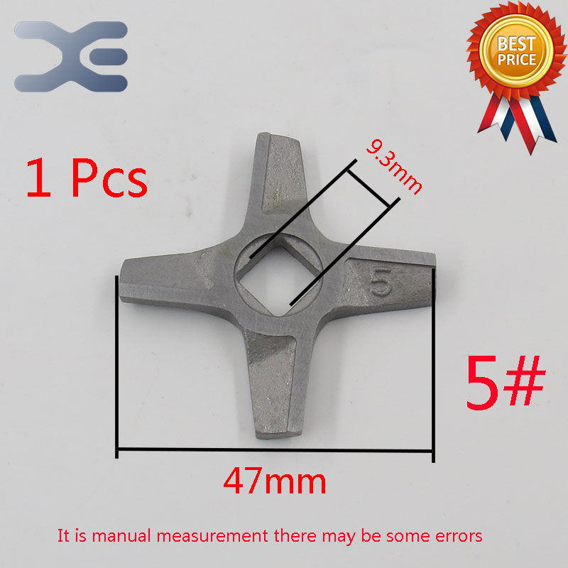 High Quality Electric Meat Grinder Accessories #5 Blade Mincer Knife Fits For Zelmer