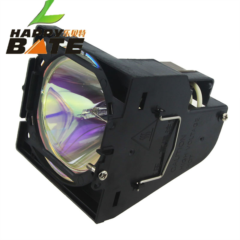 Compatible projector lamp POA-LMP18 610-279-5417 for PLC-SP20 PLC-XP07 PLC-XP10A PLC-XP10BA PLC-XP10EA PLC-XP10NA happybate replacement projector bare lamp bulb with housing poa lmp18 610 279 5417 for sanyo plc xp07 pcl sp20 plc xp10na projectors