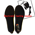 Heated Boots Insoles  Accessories Electric Foot Warmer  Insoles RE men size 41-46 1800 ma  Remote Control Battery
