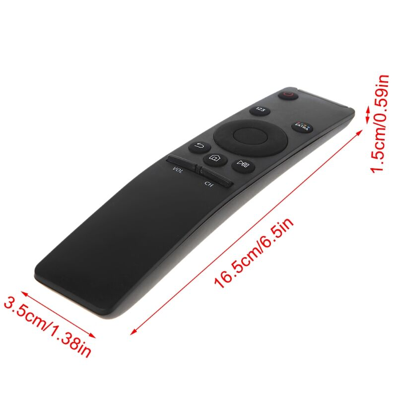 Mayitr Replacement Remote Control Black Universal Controller For Samsung 4K TV BN59-01260A BN59-01242A BN59-01265A BN59-01259B